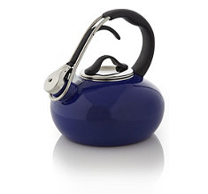 Chantal Blue Loop Tea Kettle
